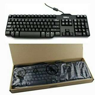 Termurah Keyboard Original Dell