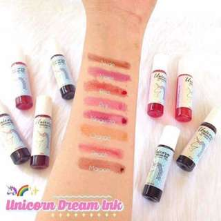 [COD]Authentic Unicorn Dream Ink🦄✨lip cheek tint💋