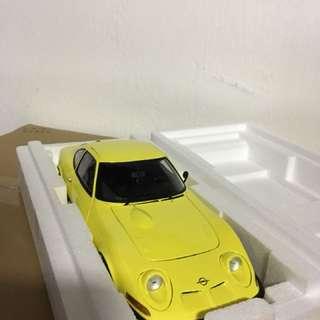 1/18 Opel GT/J. Minichamps
