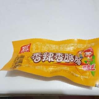 【30蚊20條】香辣香脆腸