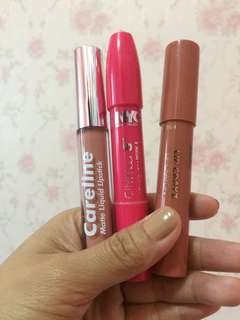 BUNDLE: Lippies