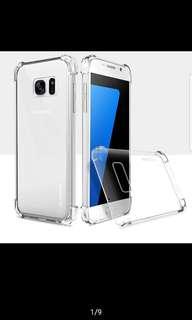 clear flexible phone case