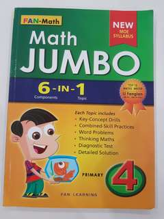 Primary 4 maths