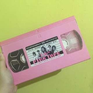 SALE! Pink Tape - f(x)
