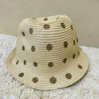 Original Cotton On Polkadot Hat
