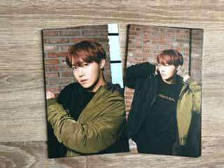[1 Set] BTS J-Hope Mediheal Postcard