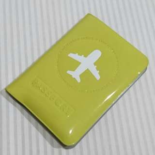 Passport and Boarding Pass Holder