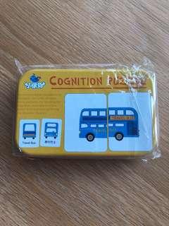 Cognition puzzle- Transportation