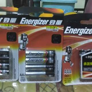 Energizer 3AAA buy 2 take 1
