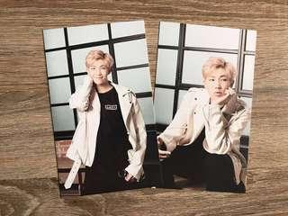 [1 Set] BTS RM Mediheal Postcard