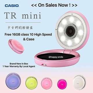 Casio TR Mini ( BNIB )