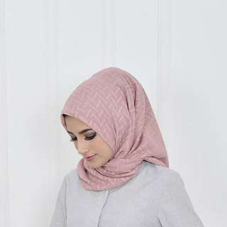 Hijab polycotton square