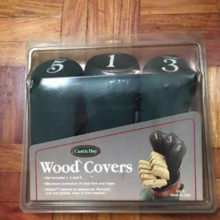 Golf Club Covers
