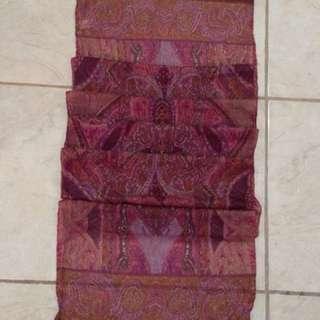 branded shawls