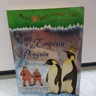 Eve of the Emperor Penguine