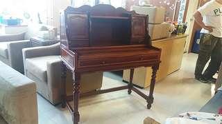 花梨木梳妝桌