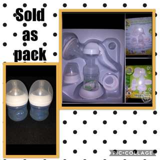 preloved feeding bottles
