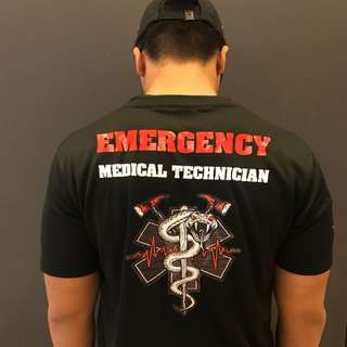 Emergency Medical Technician Limited Edition T-Shirt