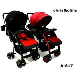 Stroller Chriss n Olins VADSO A-817