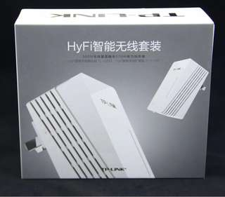 TP-Link TL-H29R / TL-H29E Router and Extension / Chinese version