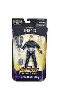 Marvel Legends Avengers Infinity War Captain America