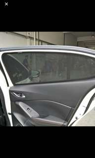 Mazda 3 Magnetic Sunshade