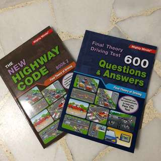 Final Theory Driving Test Book + Q&A