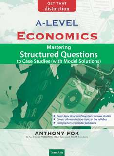A-Level Economics: Mastering Structured Questions to Case Studies