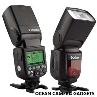 Godox Thinklite 685 TT685 F S TTL Camera Flash Speedlite GN60 2.4G Wireless flash for Sony Fuji Fujifilm camera