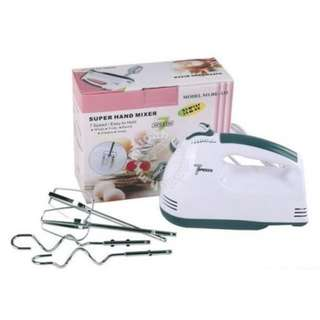 Scarlett 7 speed Professional Electric Whisks Hand Mixer
