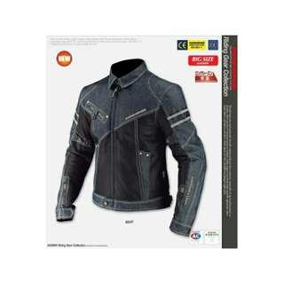 Komine j019Riding Mesh Jacket