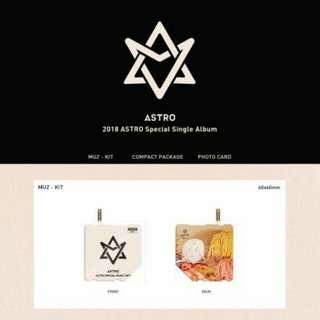 (Loose item) Astro special khino album preorder