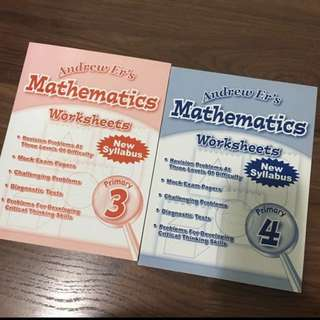 BN Andrew Er's Mathematics P3 & P4
