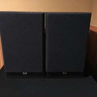 JBL G200 Bookshelf speakers