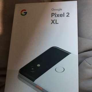 全新Google Pixel 2 XL 128GB