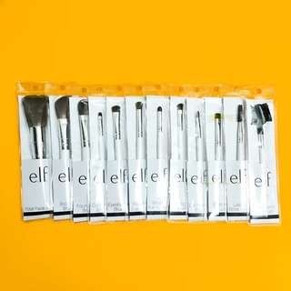 ✨READYSTOCK✨ E.L.F Professional Set of 12 Brushes