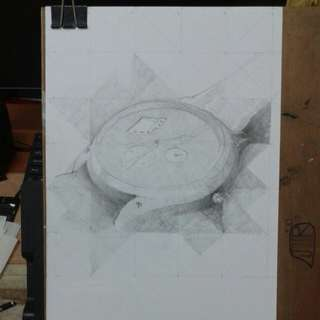 Watch drawing