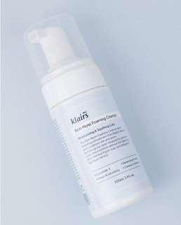 [Flash Sale] - Klairs Rich Moist Foaming Cleanser 100ml