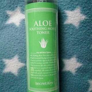 Secret Key Aloe Toner