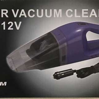 Car Vacuum Cleaner 12v