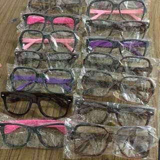 No frame glasses 3 for SGD5