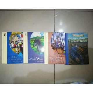Peter Haddock Publishing's Storybooks set