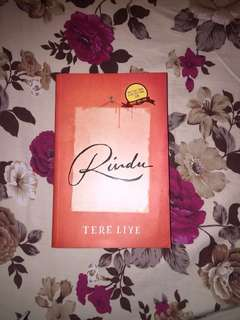 Novel by Tere Liye