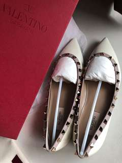 Valentino Stud Rock Shoe