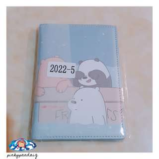 [PO] We Bare Bears Passport Cover