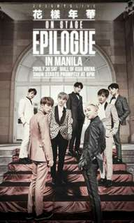 BTS EPILOGUE POSTER