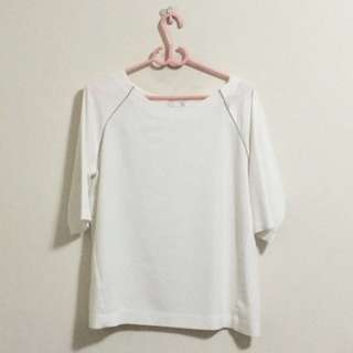 Promod White Blouse