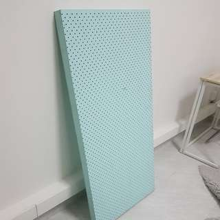Pegboards (painted, 7 left)