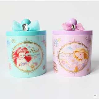[PO] Disney Ariel & Rapunzel Storage Box