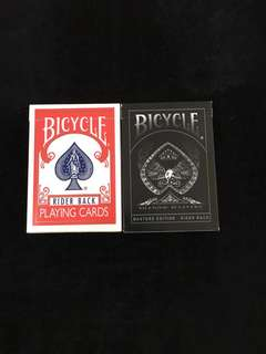 Slightly Used Playing Cards